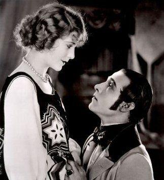 Vilma Bánky Vilma Banky and Rudolph Valentino