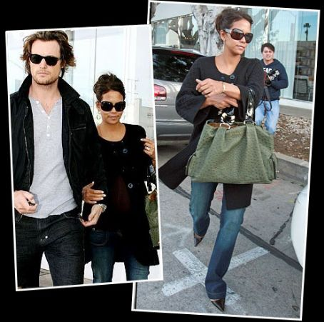 Gabriel Aubry Halle Berry and