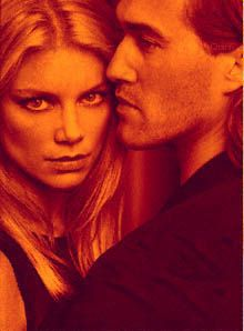 Roy Dupuis  playing Michael and Peta Wilson (LFN)