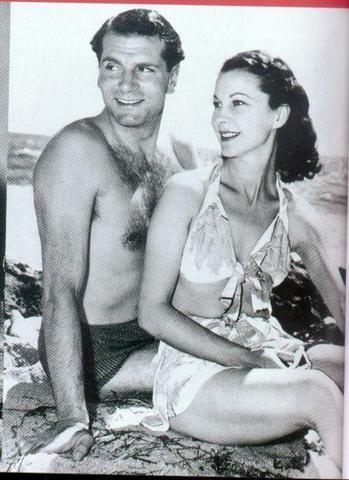 Laurence Olivier Vivien Leigh and