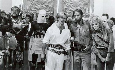 Martin Rabbett and Richard Chamberlain and Sharon Stone