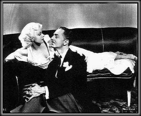 William Powell Jean Harlow and