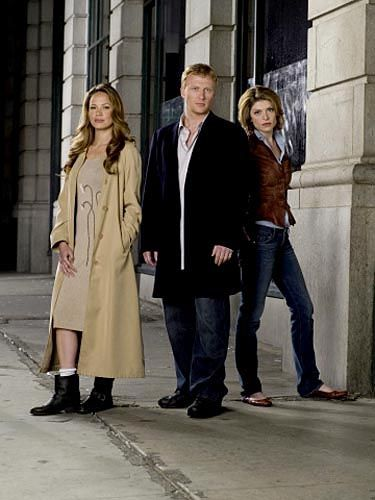 Kevin McKidd  with Moon Bloodgood and Gretchen Egolf