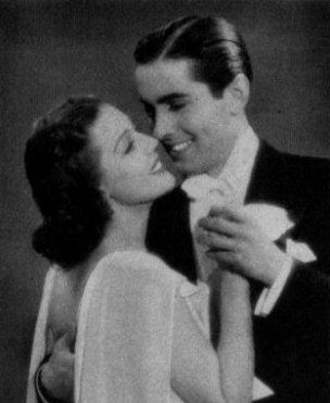 Tyrone Power Loretta Young and