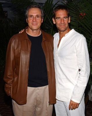 Scott Bakula  with Rick Berman