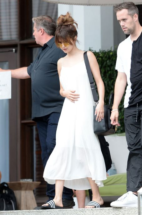Selena Gomez out and about Miami, FL