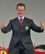 Corinna Schumacher Michael Schumacher explains