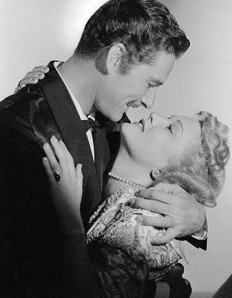 Errol Flynn  and Patrice Wymore