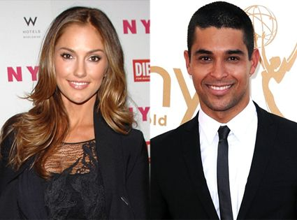 Wilmer Valderrama Insists He & Minka Kelly Are 'Just Friends'