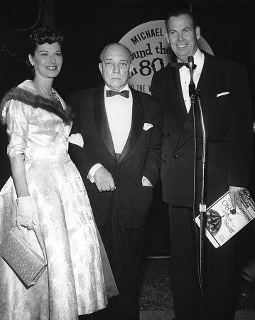 Buster Keaton  and Eleanor Keaton