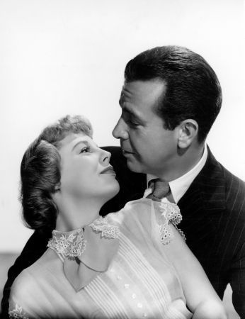 June Allyson Dick Powell and
