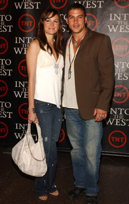 Tyler Christopher  and Natalia Livingston