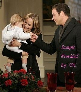 Tyler Christopher and Natalia Livingston (a scene from GH)