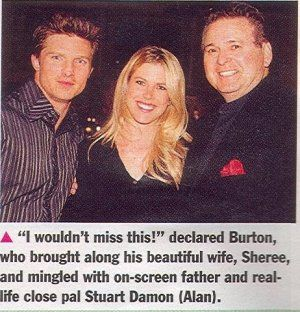 Sheree Gustin Steve Burton and