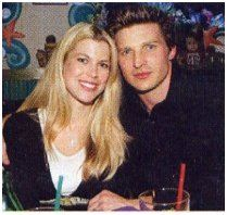 Steve Burton  and Sheree Gustin