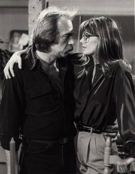 Howard Hesseman  and Jan Smithers