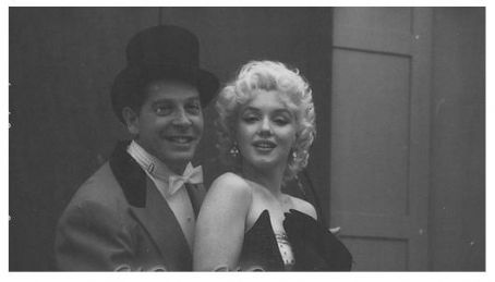 Milton Berle Marilyn Monroe and