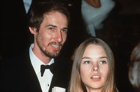 Michelle Phillips  and John Phillips