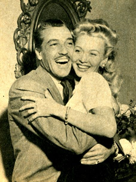 Cesar Romero Carole Landis and