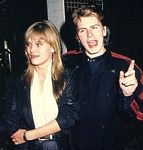 John Taylor and Renée Simonsen John Taylor and Ren?Simonsen