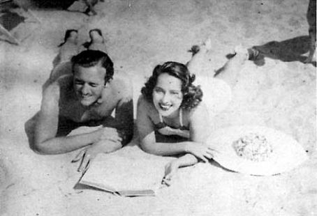 Merle Oberon David Niven and