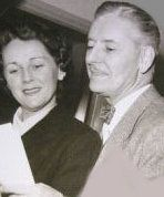 Ronald Colman Benita Hume and