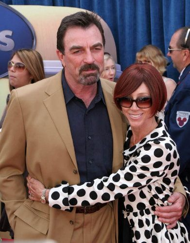 Tom Selleck Jillie Mack and