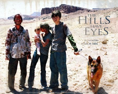 Dan Byrd The Hills Have Eyes Wallpaper 2006
