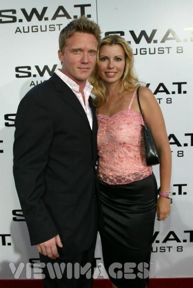 Anthony Michael Hall Anthony Hall and Sandra Guerard