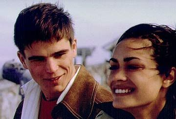 Shannyn Sossamon  and Josh Hartnett