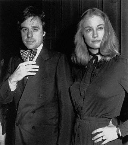 Cybill Shepherd  and Peter Bogdanovich