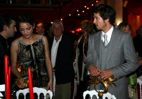 Marion Cotillard Guillaume Canet and