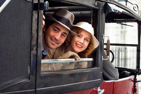 Amy Adams  and Lee Pace - 'MISS PETTIGREW LIVES FOR A DAY' STILLS