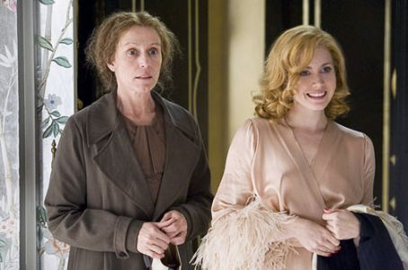 Amy Adams  and Frances McDormand - 'MISS PETTIGREW LIVES FOR A DAY' STILLS