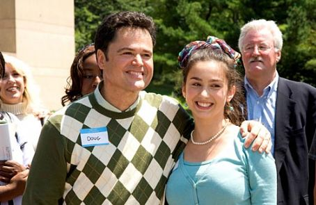 Donny Osmond  - 'COLLEGE ROAD TRIP' STILLS