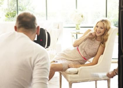First Look: Kate Hudson for Ann Taylor Spring 2012