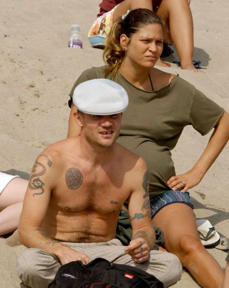 Flea Frankie Rayder and Michael Balzary