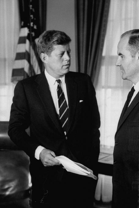 John F. Kennedy John Kennedy