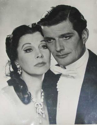 John Merivale Vivien Leigh and