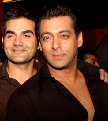 Arbaaz Khan Soma latest Picures of Cute Salman Khan