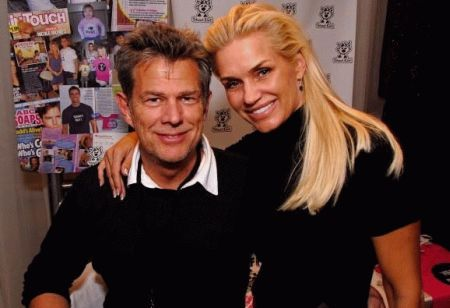 David Foster and Yolanda Hadid Dating Gossip News Photos