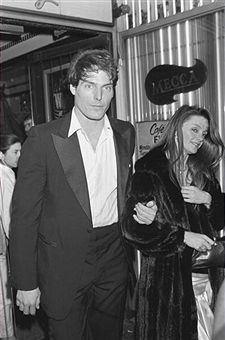 Gae Exton Christopher Reeve and
