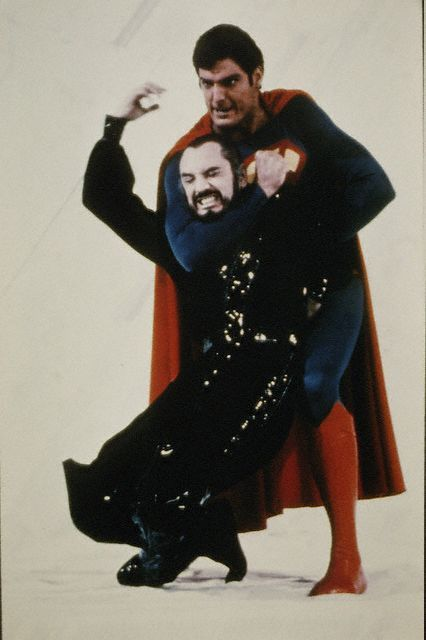 Terence Stamp Superman II (1980)