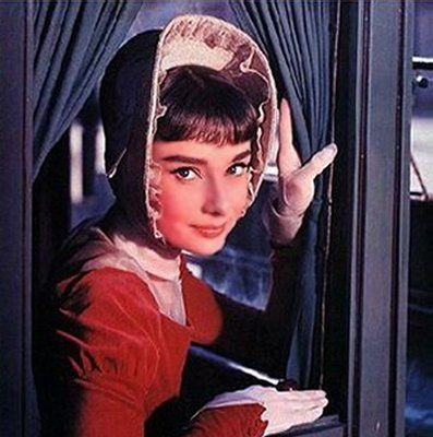 War and Peace Audrey Hepburn