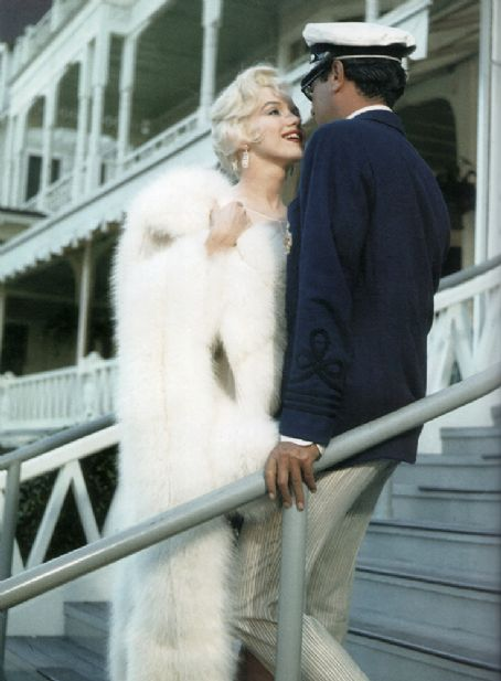 Tony Curtis Marilyn Monroe