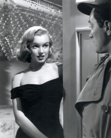 The Asphalt Jungle Marilyn Monroe