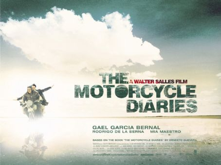 The Motorcycle Diaries Diarios de motocicleta