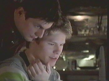 Randy Harrison Gale Harold and