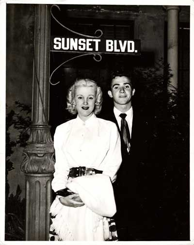 Jan Sterling  with Scotty Beckett