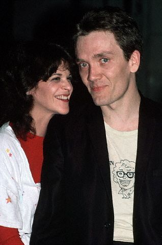 Gilda Radner  and G.E. Smith